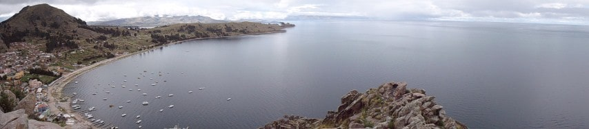 copacabana a jazero titicaca